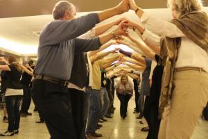 LIFC Dance Ceili in November 2011