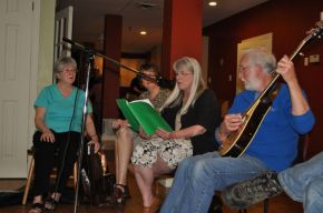 Monthly Music Ceili's