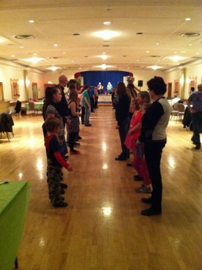 St. Patrick's Dance Ceili – March 21, 2015